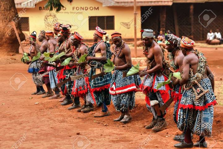 Music and Dance in African Culture - MiProfile
